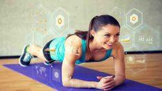 5 Dakikada sırt egzersizi yapmak mümkün!