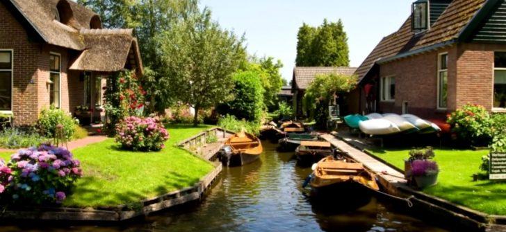 Ülkemizin Dünyayı Kıskandıracak Güzellikteki 15 Köyü