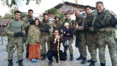 Dağ ekibiAnkara'da