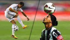 Futbolculardan Freestyle Show ● Çılgın Hareketler ve Goller ●2016/HD