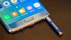 Galaxy Note 7'nin Samsung'a faturası ağır oldu