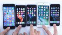 Hangi iPhone Daha Hızlı? (iPhone 7, 7 Plus, 6S ve 6 Hız Testi)