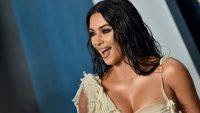 Kim Kardashian fotoğraf çekiminde