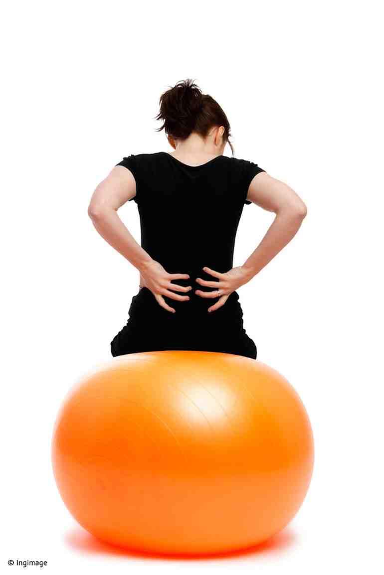 Sırt ağrılarından kurtulmak için 5 etkili hareket