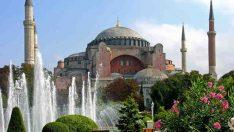 Türkiye'nin turist haritası