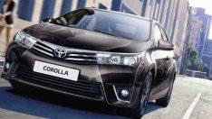 Yeni Corolla'nın fiyatı belli oldu