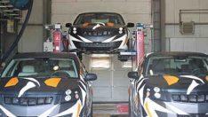 Yerli otomobil için test filosu üretiliyor!