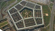 Pentagon'da istifa!