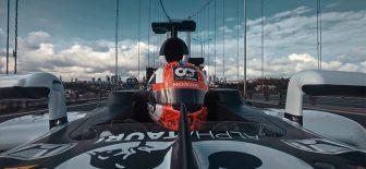 Formula 1 İstanbul Tanıtım Filmi