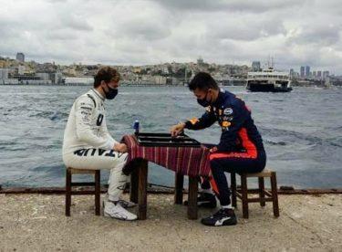 Formula 1 İstanbul 2020 Tanıtım Fotoğrafları