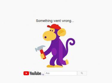 Youtube Çöktü Erişilemiyor!