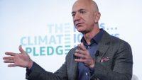 Jeff Bezos görevi bırakıyor!