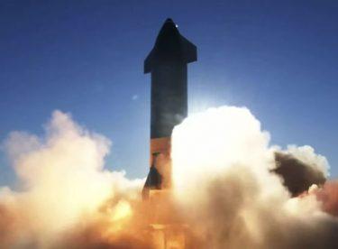 SpaceX Patladı.