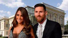 Lionel Messi'nin Paris'teki malikanesi
